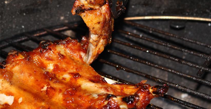 Sweet and Sticky Finger Licking Honey Pork Ribs Recipe