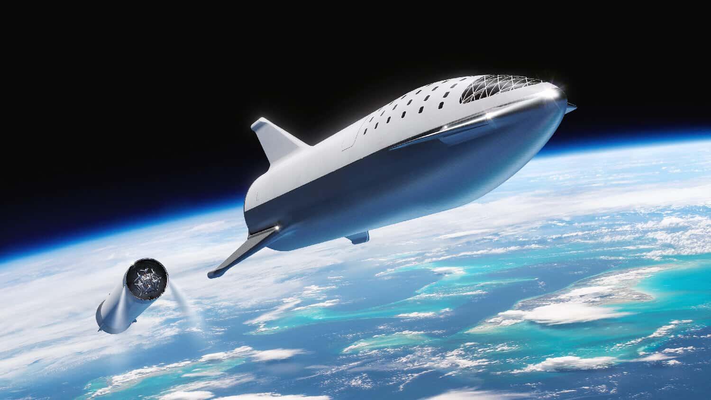 SpaceX Starship Mars
