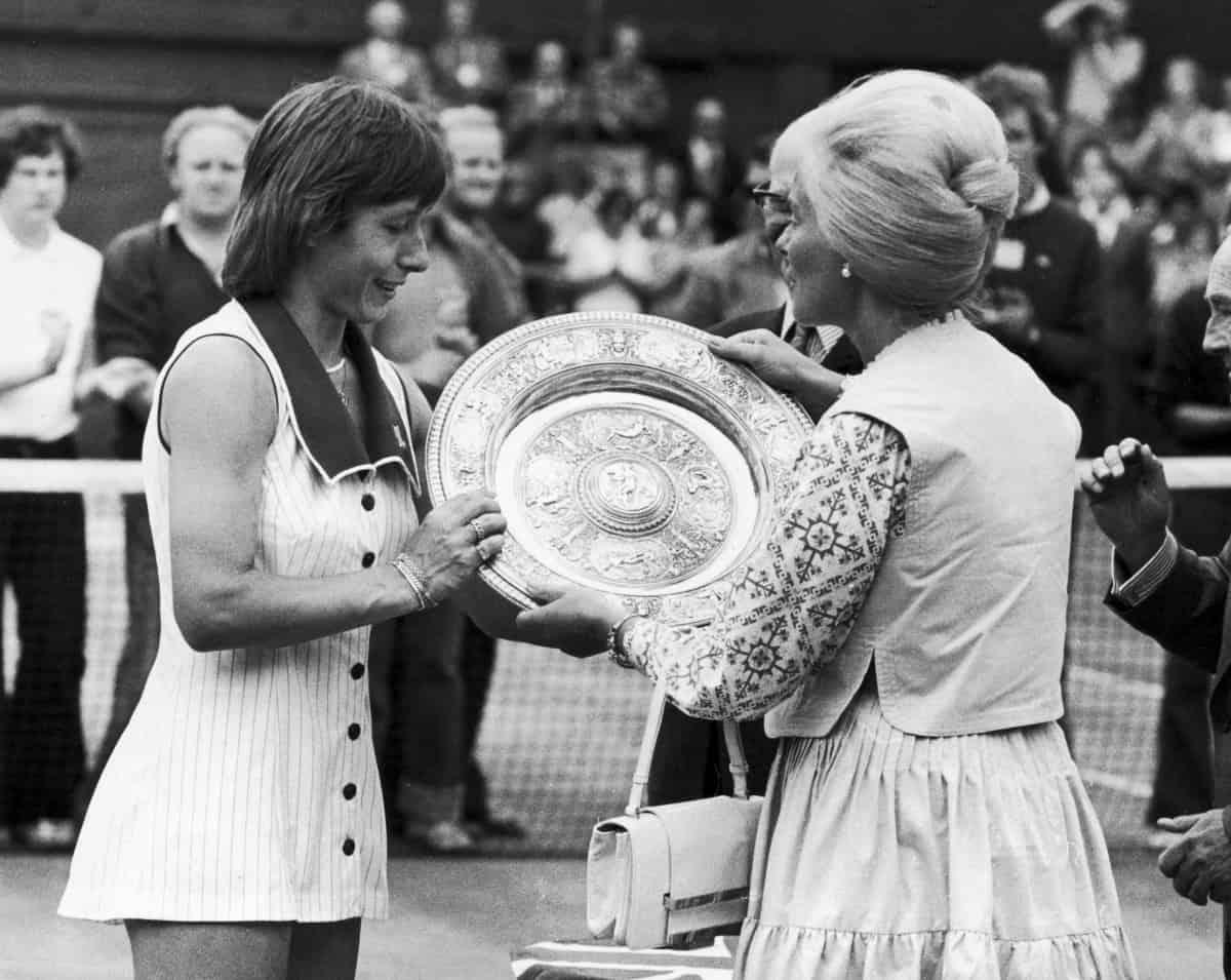 Wimbledon singles winners