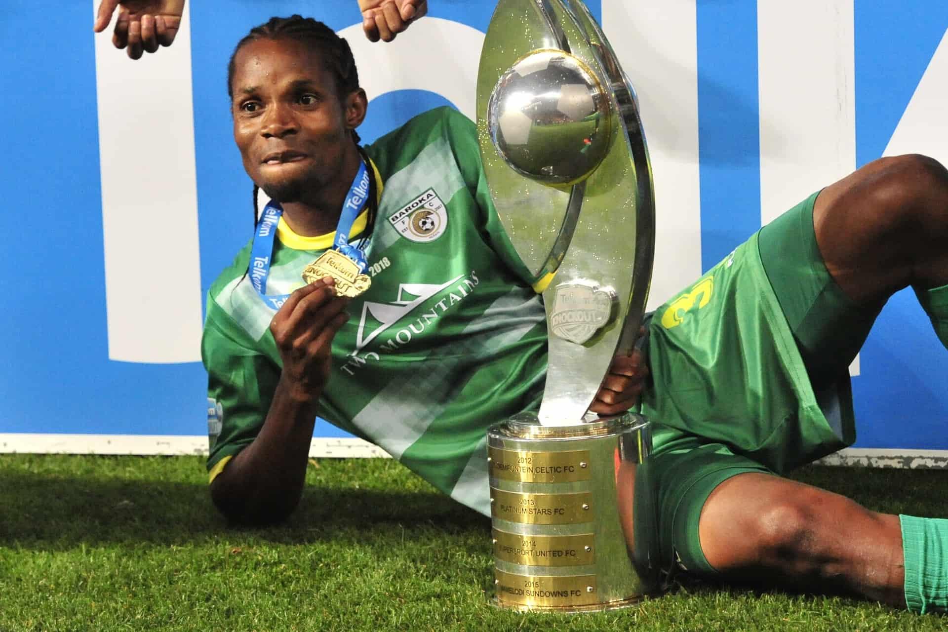 Football - 2018 Telkom Knockout Final - Baroka FC v Orlando Pirates - Nelson Mandela Stadium
