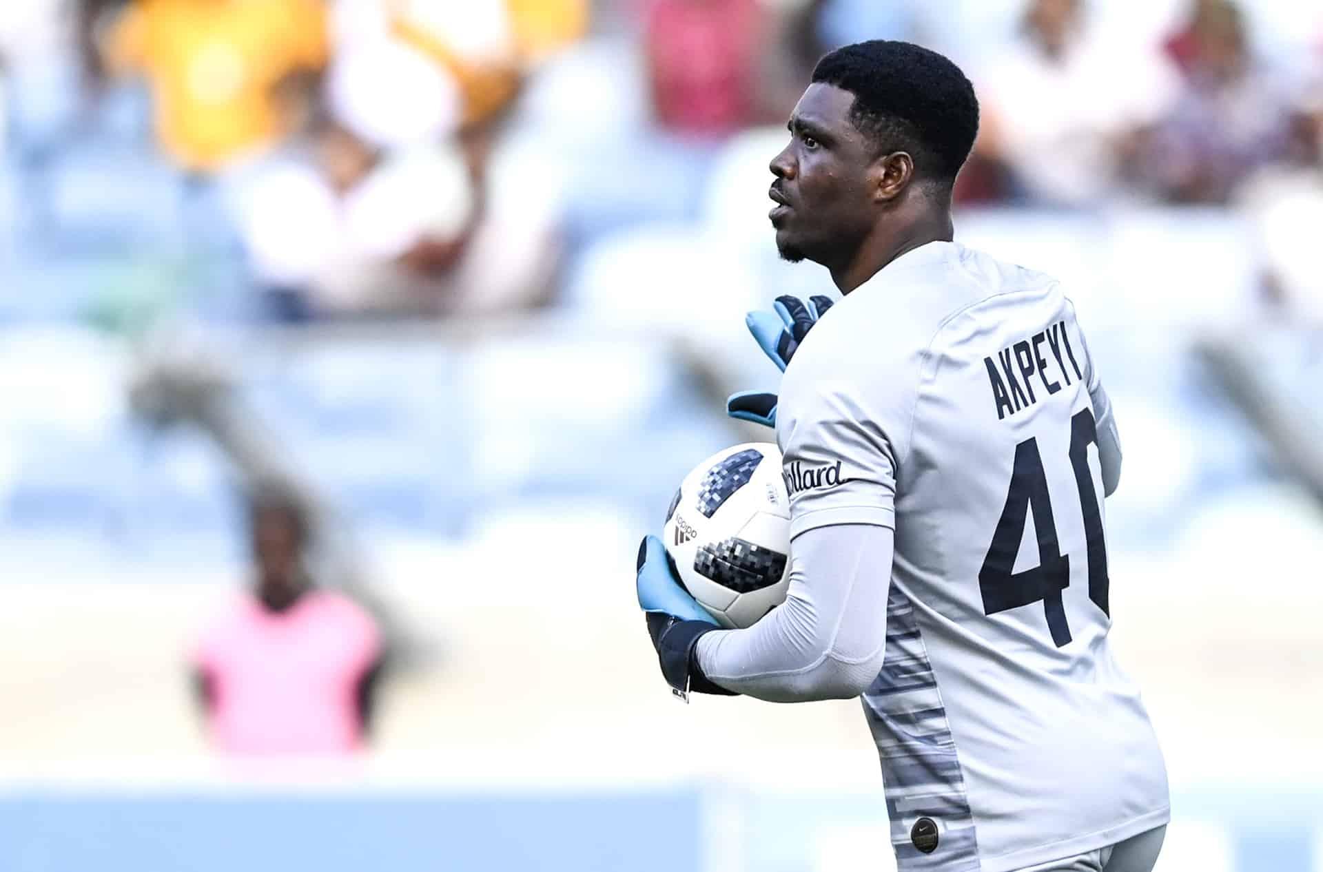 9d207c42 nedbank cup kaizer chiefs daniel akpeyi - Akpeyi should not try to play like Khune – Etafia