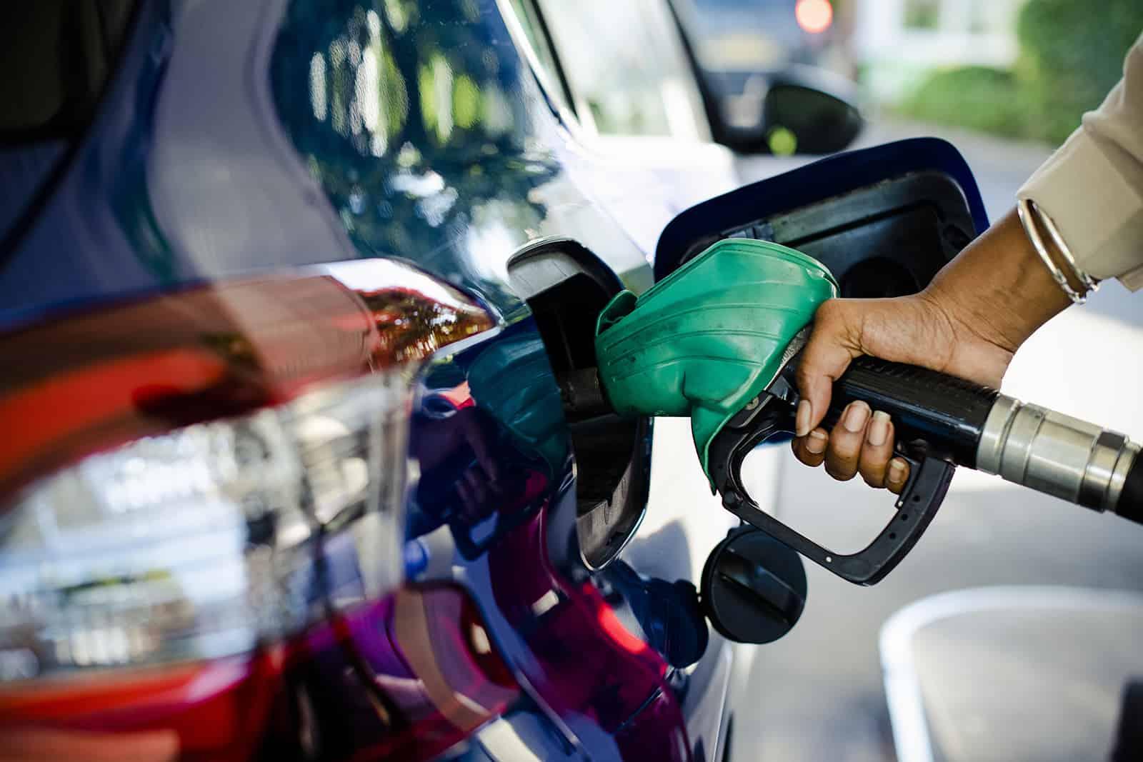 Oil crash South Africa petrol price