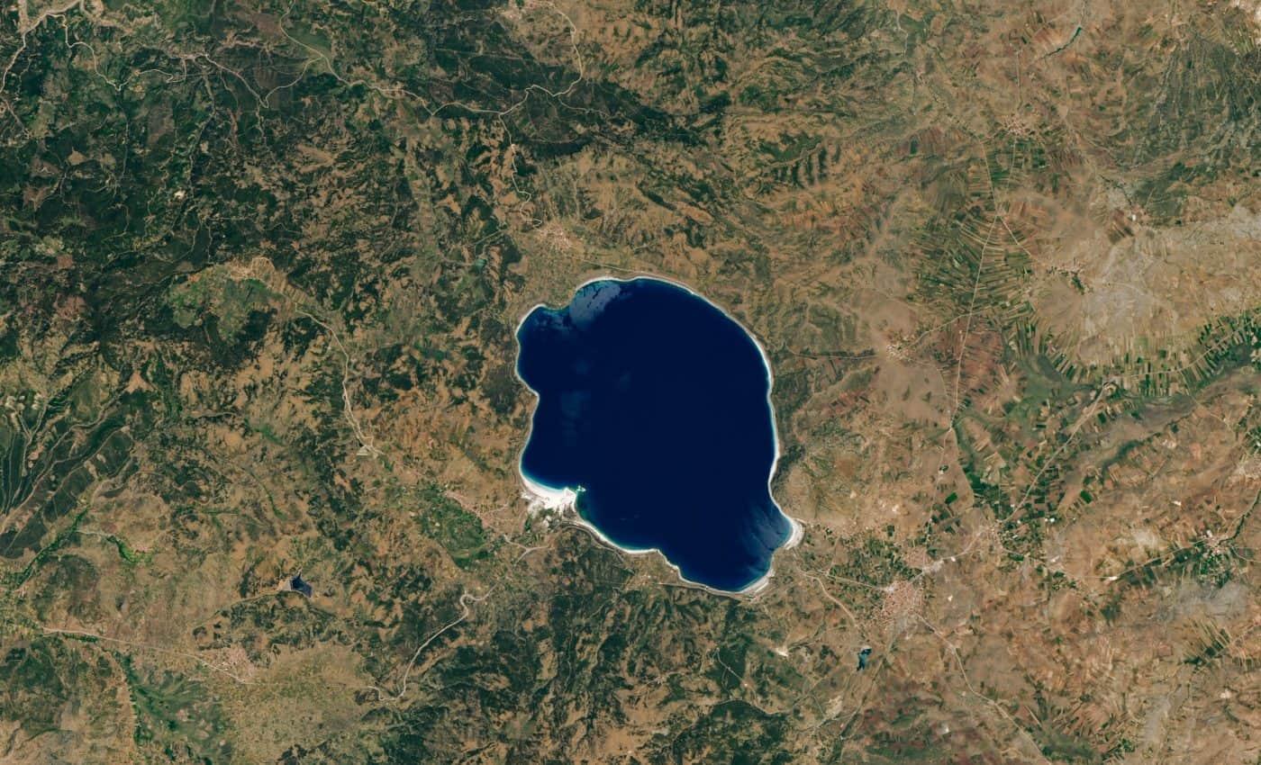lake salda mars jezero crater perseverance