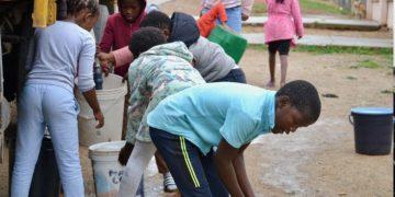 Nelson mandela bay water crisis
