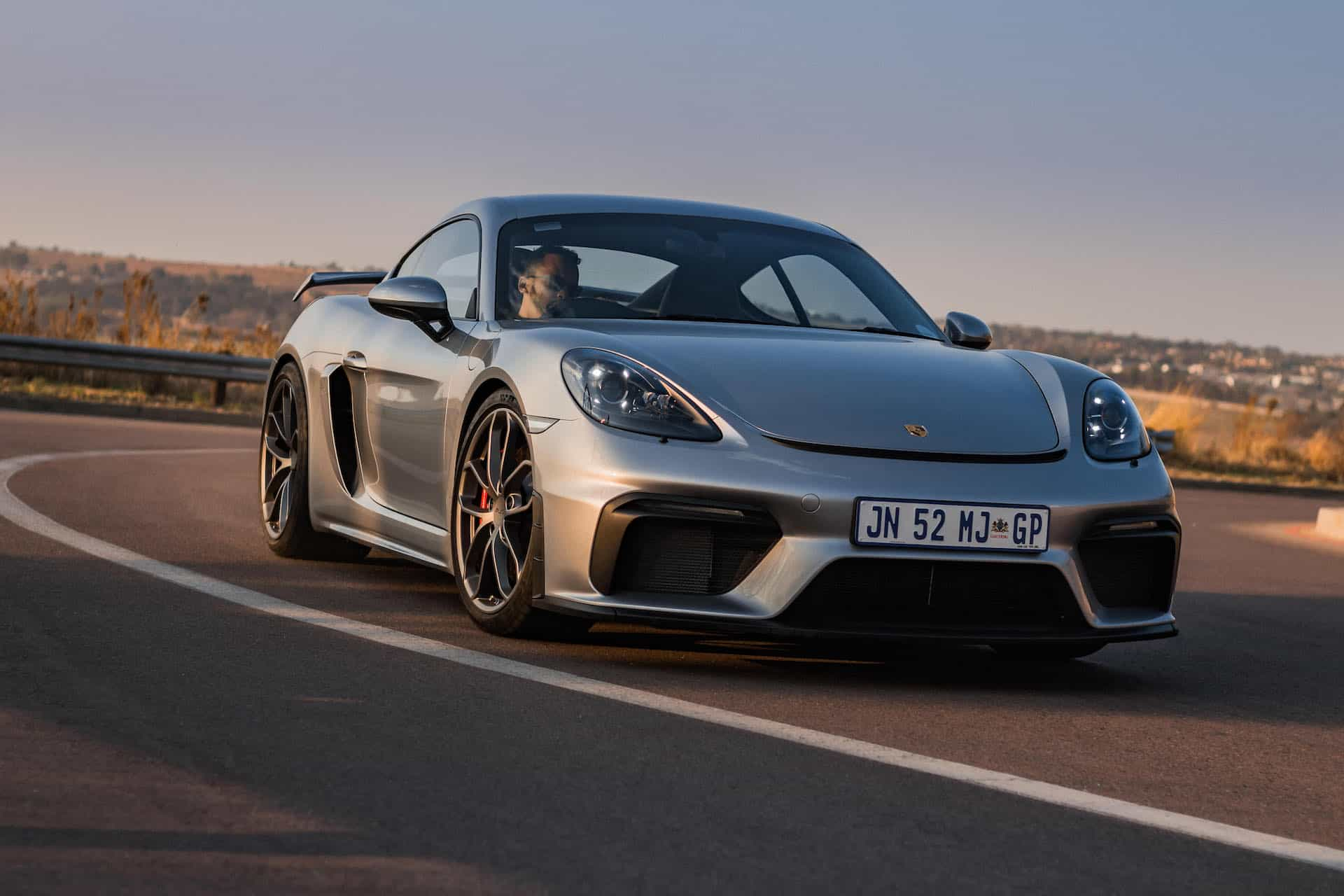 Car Review Driving The Porsche 718 Cayman Gt4 Mt