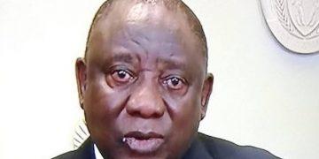 EFF alcohol Ramaphosa crying tears lockdown