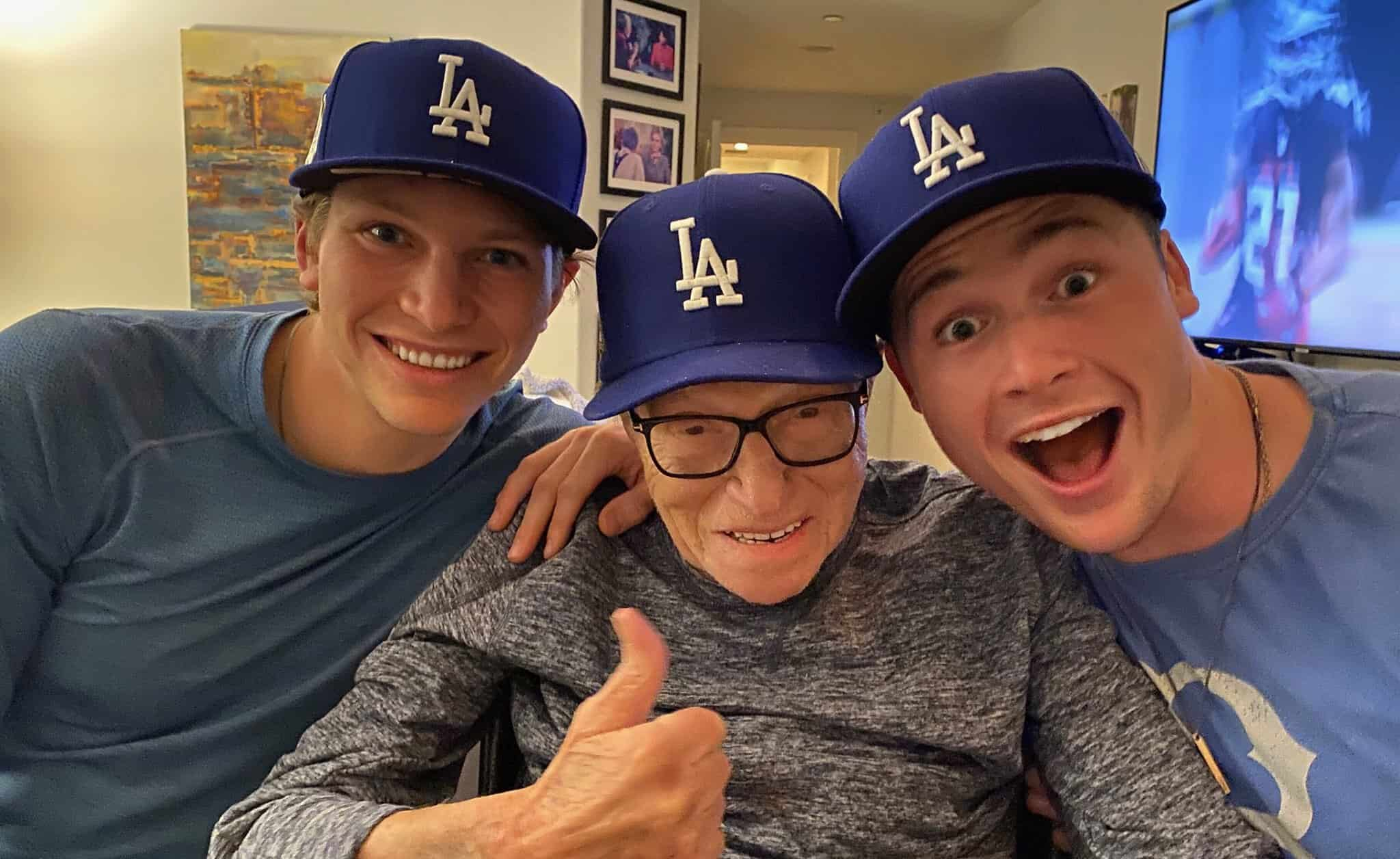 larry king and sons