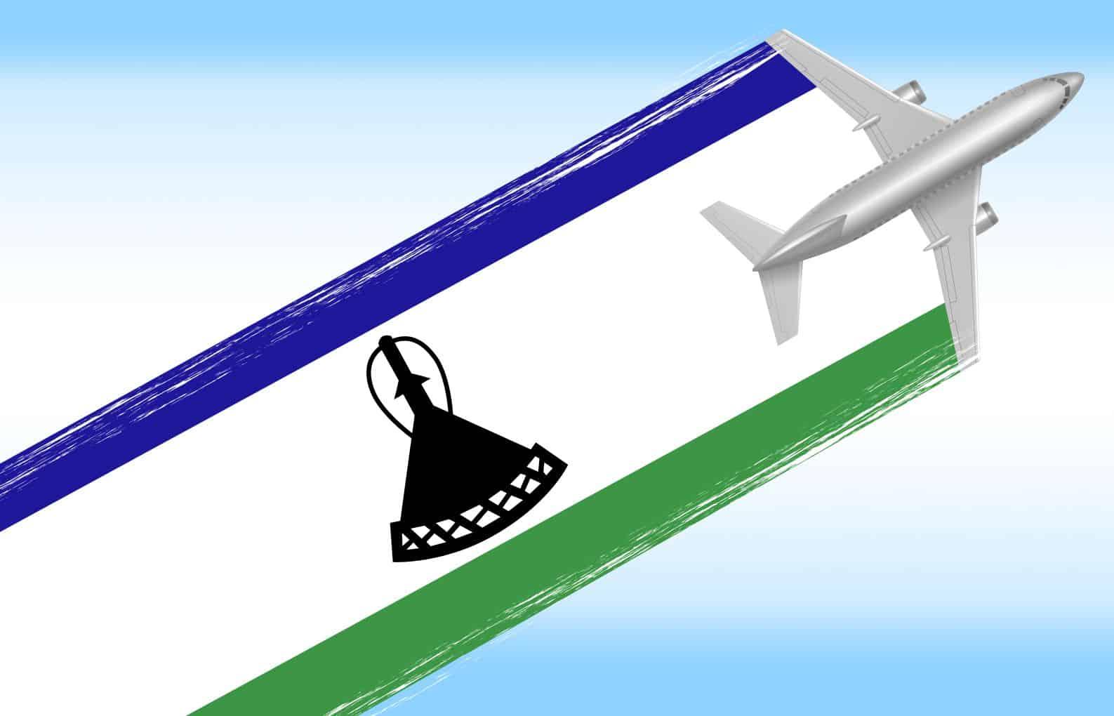 Maseru Lesotho fly