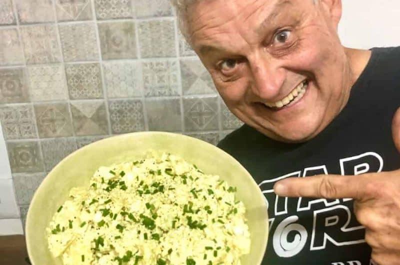 Barry's Home-style Potato Salad Recipe