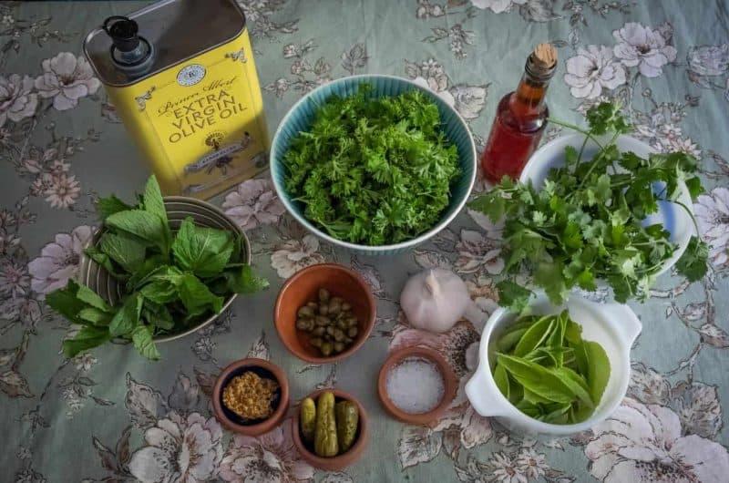Vegan Salsa Verde Recipe