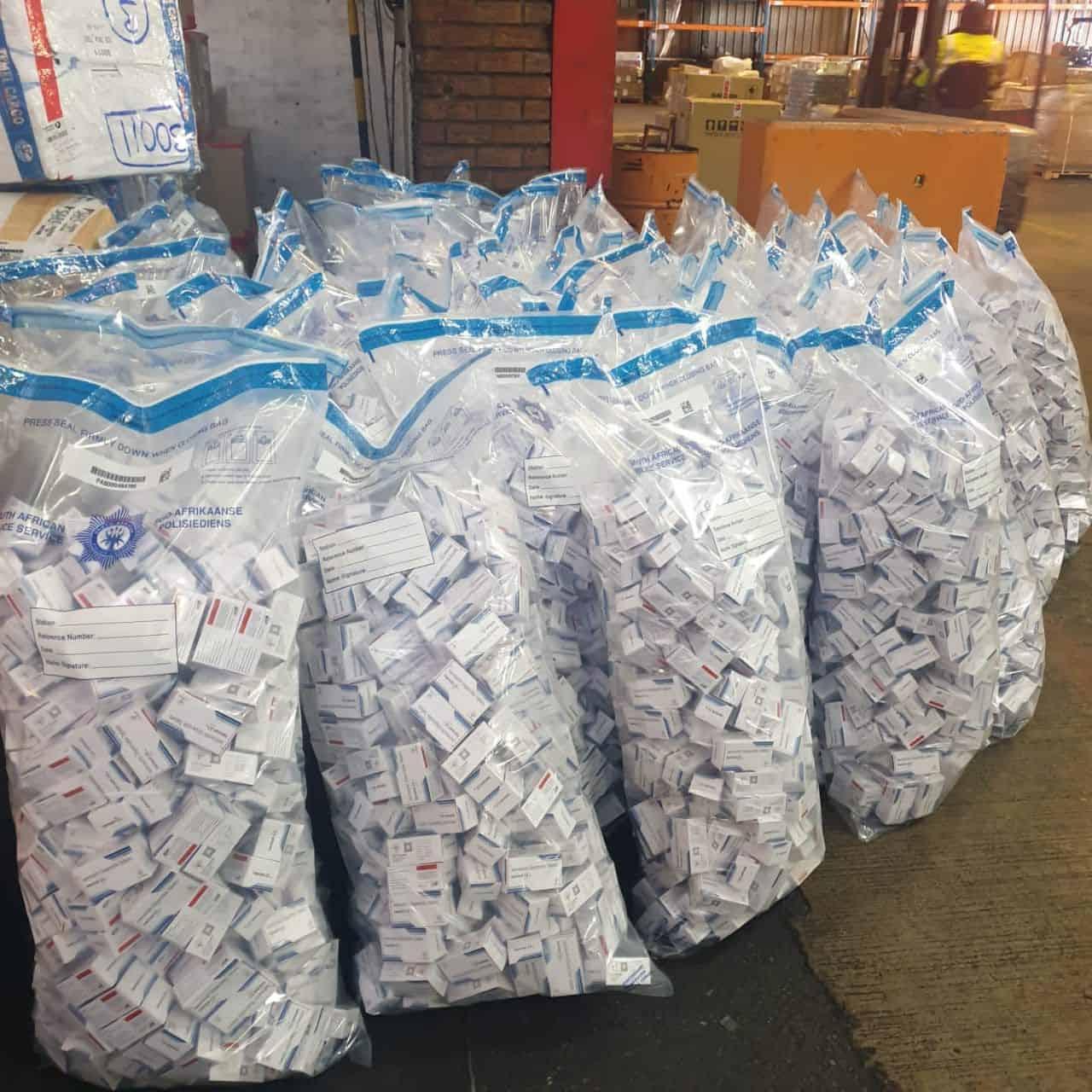 IMG 20210219 WA0000 - Ivermectin worth R126 million seized at OR Tambo International Airport