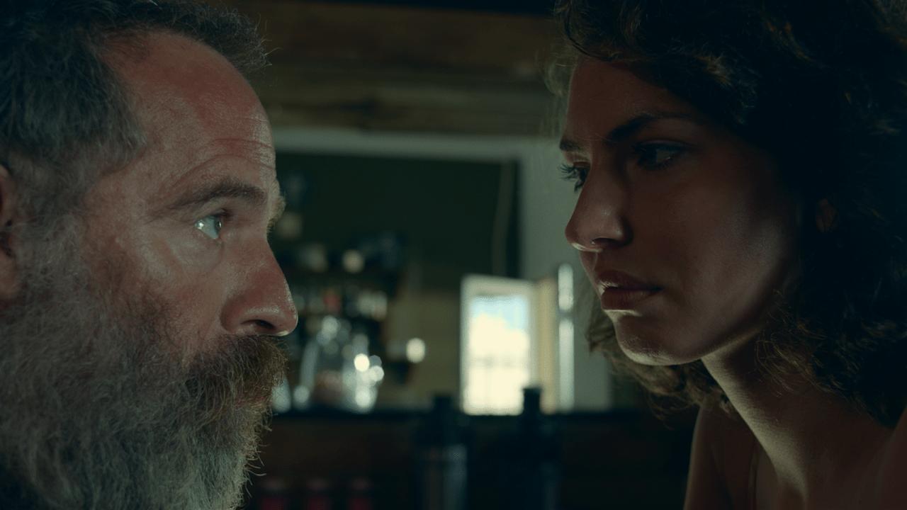 Medium Neil Sandilands and Lea Vivier in DAM - Hollywood star Neil Sandilands on his new role in SA thriller 'DAM'