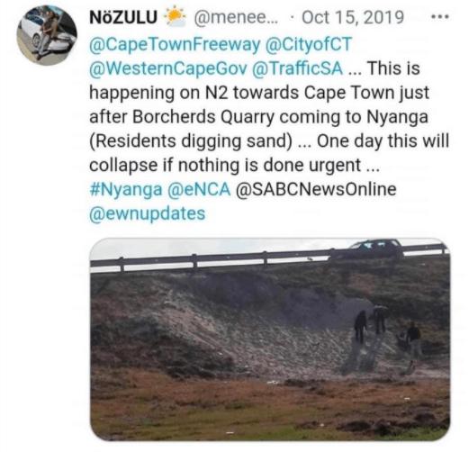 Screenshot 2021 02 10 at 17.00.14 - Sandbank tragedy: EFF says City of Cape Town must take full responsibility