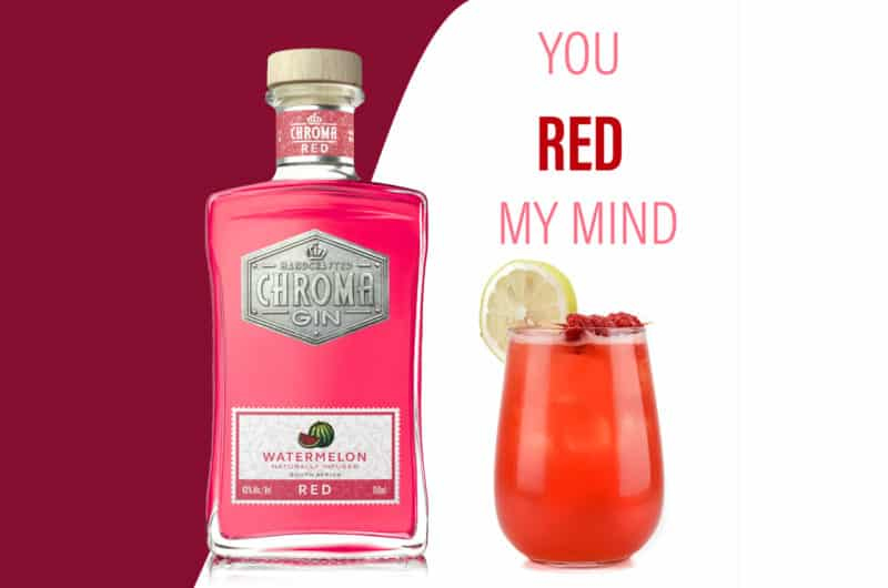 You Red My Mind Cocktail Recipe