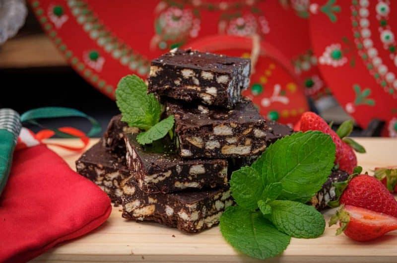 Classic Cocoa Squares Recipe