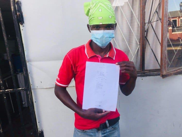 sandiledosini vusimokoena 20210216jpg extra large - Desperate job-seekers fall victim to fake employment offers